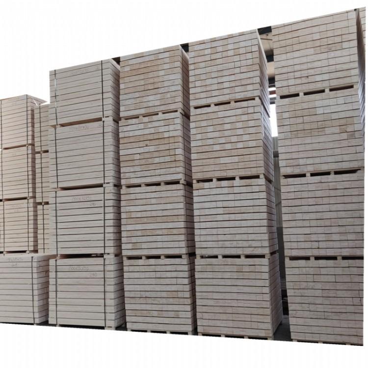 一次成型包装用LVL 木方    出口免熏蒸包装板LVL  胶合板木方