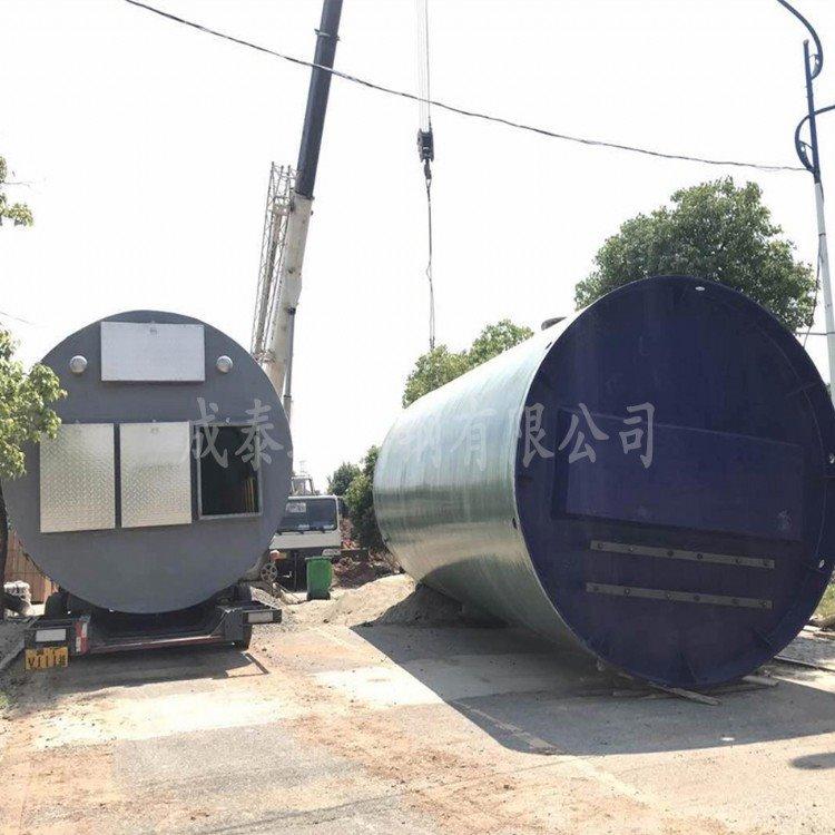 生产一体化泵站,一体化预制泵站,一体化排水泵站,一体化污水泵站,一体化供水泵站,卧式泵站,多连泵站