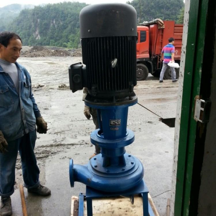山东泉祥 ZSG高效耐磨管道泵 管道增压泵 管道输送泵