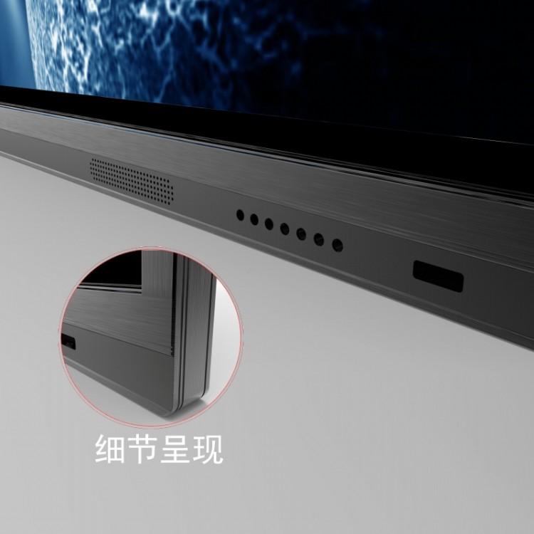 55寸触摸一体机壁挂一体机电脑触控一体机价格优惠