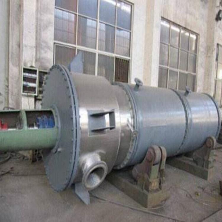 二手降膜强制循环蒸发器 旋转刮刀薄膜废水蒸发器 单效多效浓缩蒸发器 定制蒸发器