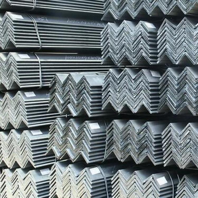 角钢供应厂家 德正特钢 热镀锌角钢  等边q235角钢  国标质量 现货销售
