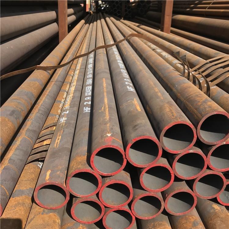 各大钢厂库存 薄壁无缝钢管 Q345B无缝钢管 12cr1movg锅炉管