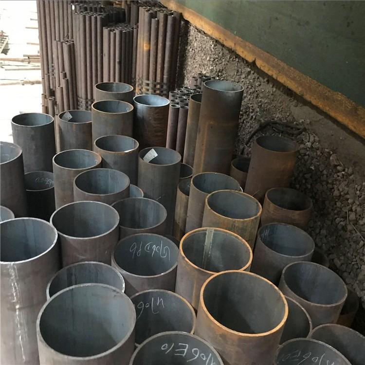 各大钢厂库存 厚壁小口径无缝钢管 Q345C无缝钢管 20G高压锅炉管