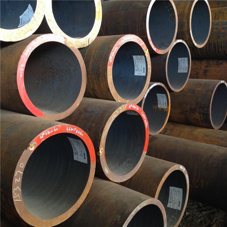 各大钢厂库存 无缝管 27simn液压支柱管 T91合金管