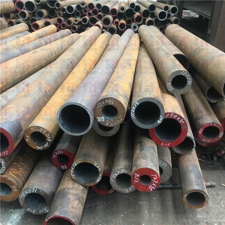衡钢 无缝管 30crmo无缝钢管 3087低中压锅炉管
