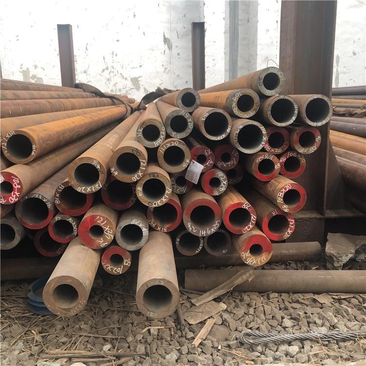 各大钢厂库存 冷拔无缝钢管 27simn无缝钢管 p92合金管