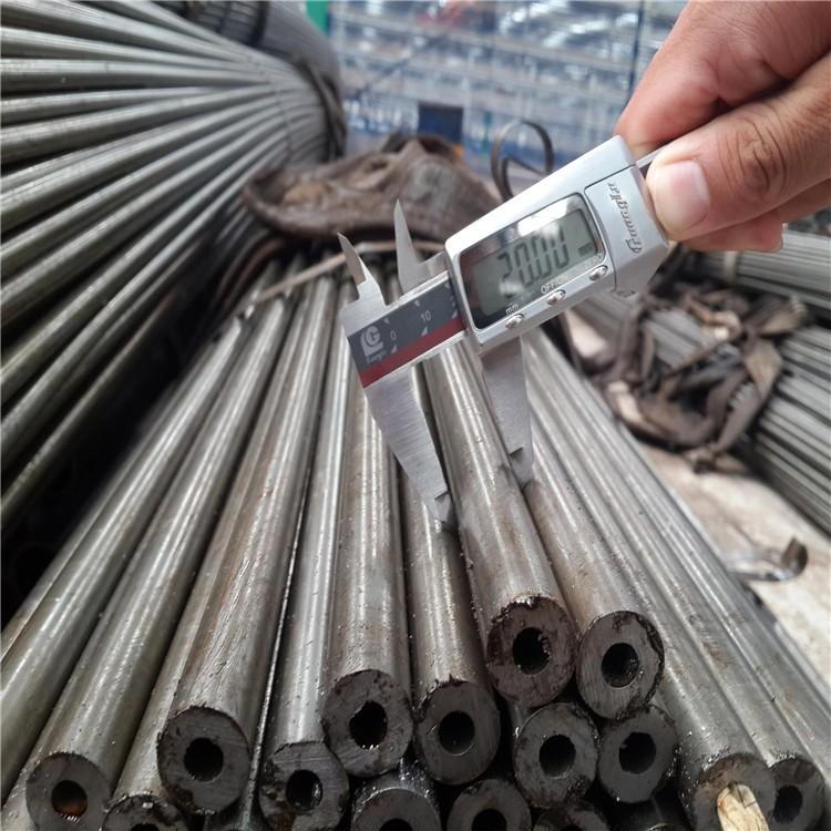 衡钢 精密无缝管 P91合金管 可加工定做