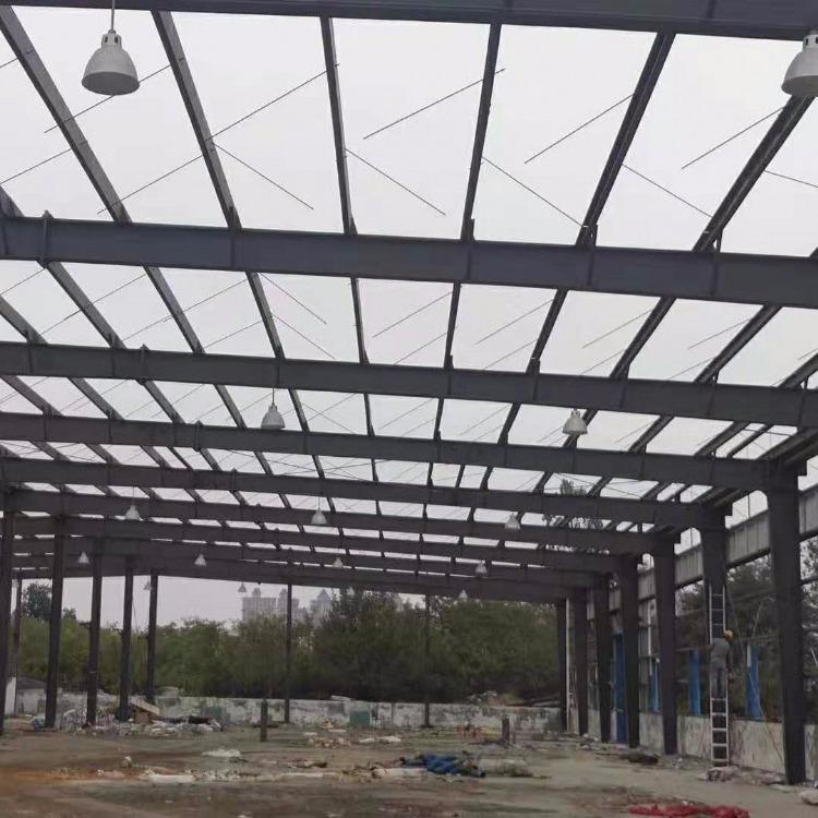 旧二手钢结构 常年承接各种大小钢结构工程 二手钢结构厂房 旧钢构