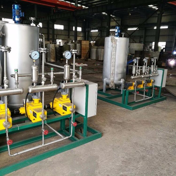厂家供应全自动加药装置,造远生产全自动加药装置,电厂专用全自动加药装置