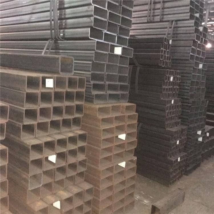 厂家供应 焊接方管 16mn厚壁无缝方管 厂家直销