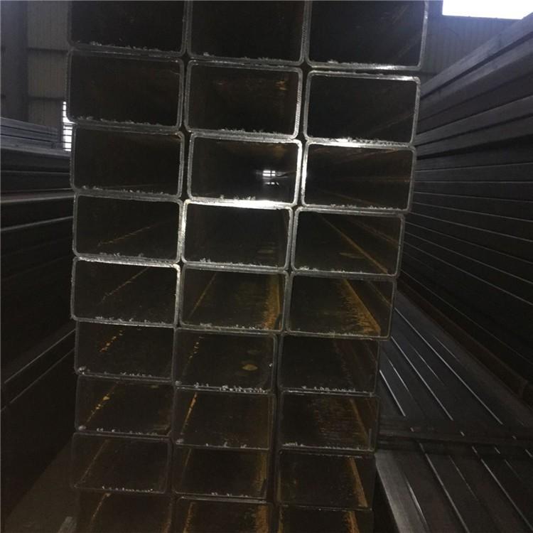 无锡鲁恒 大口径厚壁方管 16mn厚壁无缝方管 方管批发