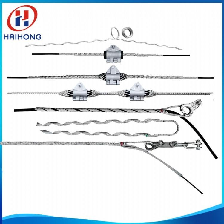 帕尔普地线安全备份线夹的使用方法图片输配电线路导线安全备份线夹预绞丝安全备份线夹厂家