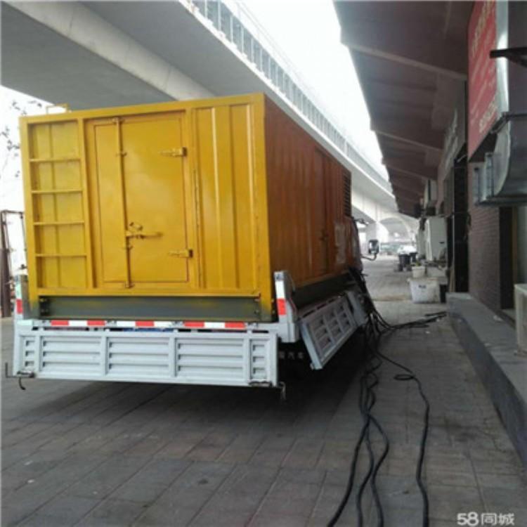 高青县发电机出租公司如何收费