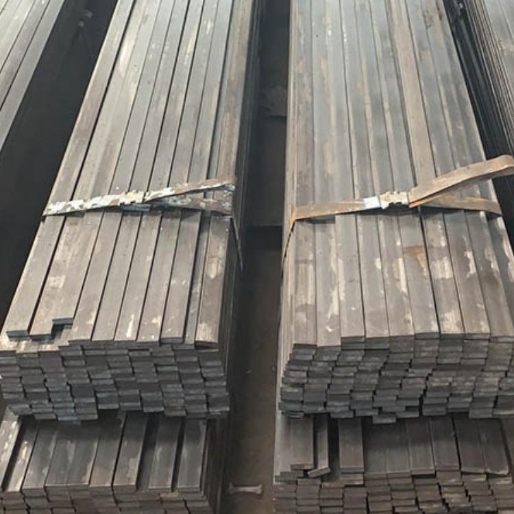 供应建筑及机械设备专用热轧扁钢 国标扁钢 热镀锌扁钢厂家现货直销 量大可优惠