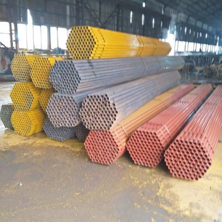 优质喷漆架子管  1.5寸架子管 长度定尺架子管加工 库存量大 规格全 价格低