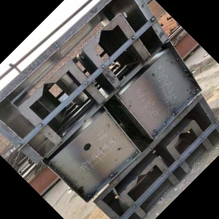E型电缆槽模具定制 水泥E型电缆模具 电缆槽模具厂家 方瑞