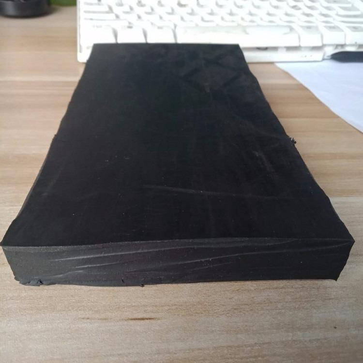 橡胶块 橡胶减震块 工业加厚橡胶板缓冲块脚垫方块