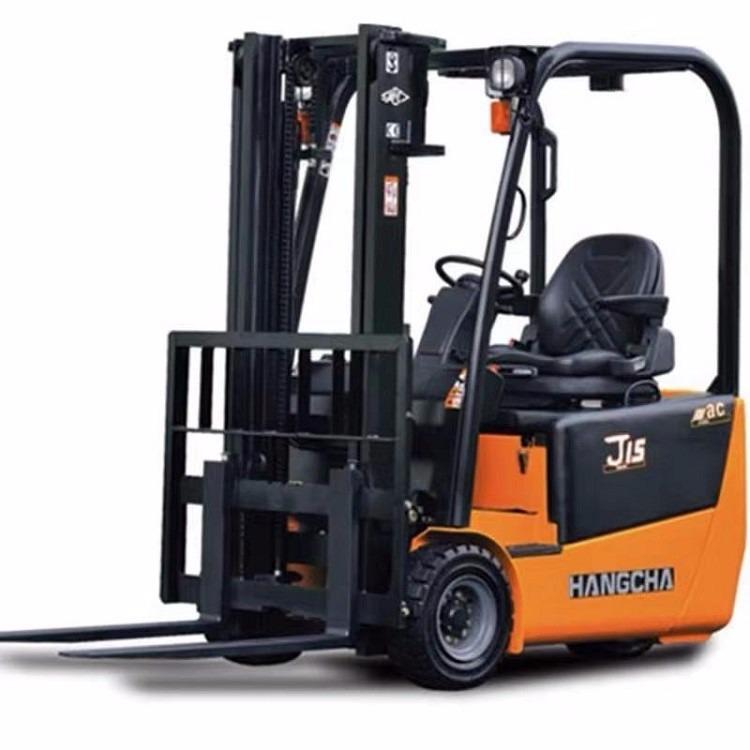 厂家供应二手叉车 二手进口电动叉车 1.5吨合力叉车