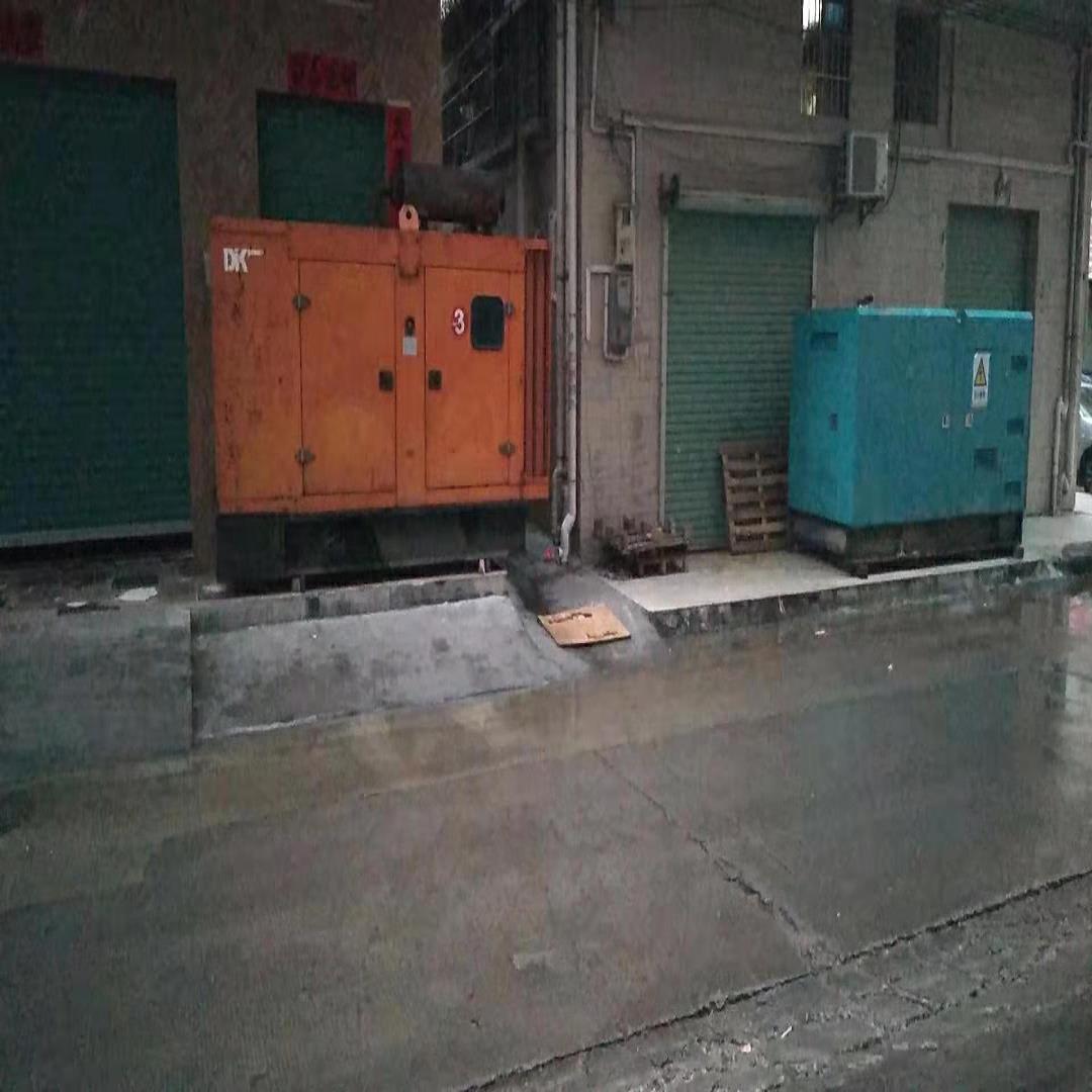 许昌发电机出租,许昌发电机租赁