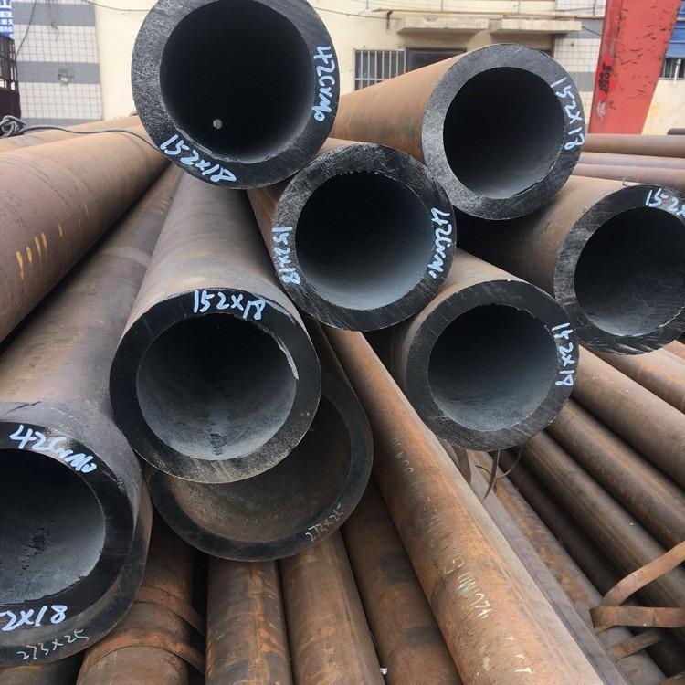 无锡45#无缝钢管 厚壁无缝钢管零售 45#无缝钢管现货