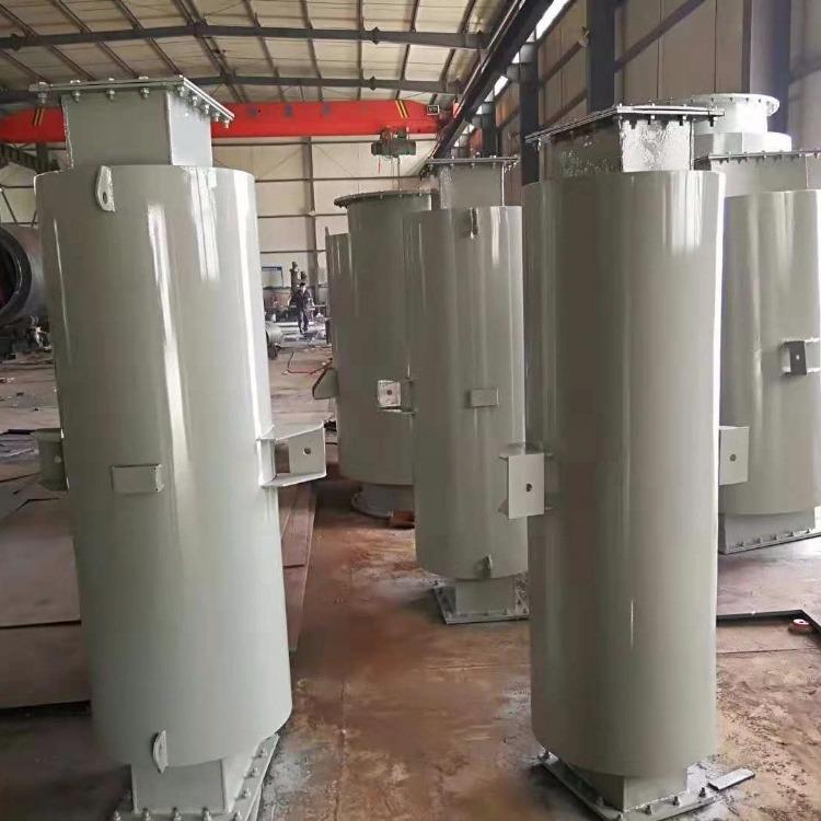 厂家供应鼓风机消音器,造远生产鼓风机消音器,电厂专用鼓风机消音器