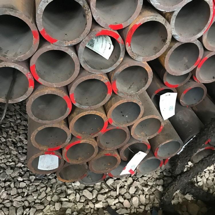 新进低合金无缝管 16mn无缝管 Q345B合金无缝钢管 厚壁合金钢管