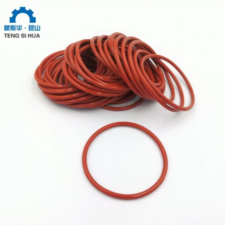 食品级硅胶O型圈耐高温密封圈硅胶原材料