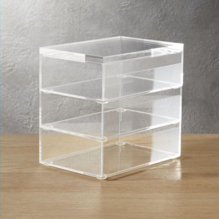 亚克力家具茶几桌子有机玻璃餐桌 高档家具板定制