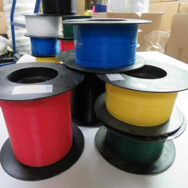 PTFE  彩色铁氟龙套管 聚四氟乙烯毛细管 特氟龙彩色耐高温管