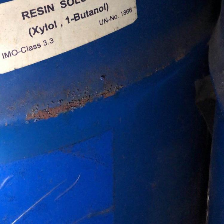 本公司回收环乙烷,大量回收环乙烷