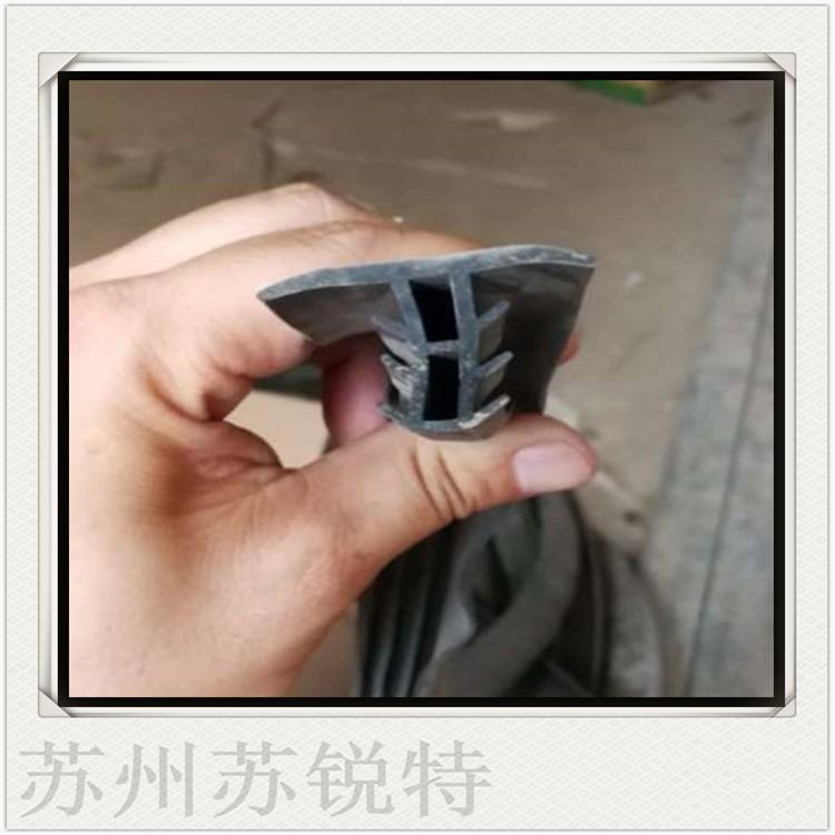 工程机械T型填缝橡胶密封条