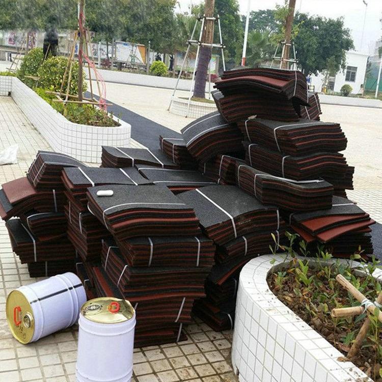 辽阳防滑安全橡胶地垫报价 室外橡胶地垫批发厂家 滨海防滑户外橡胶地垫价格