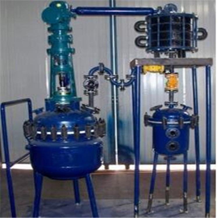 搪瓷反应釜-搪瓷蒸馏釜-搪瓷储存釜