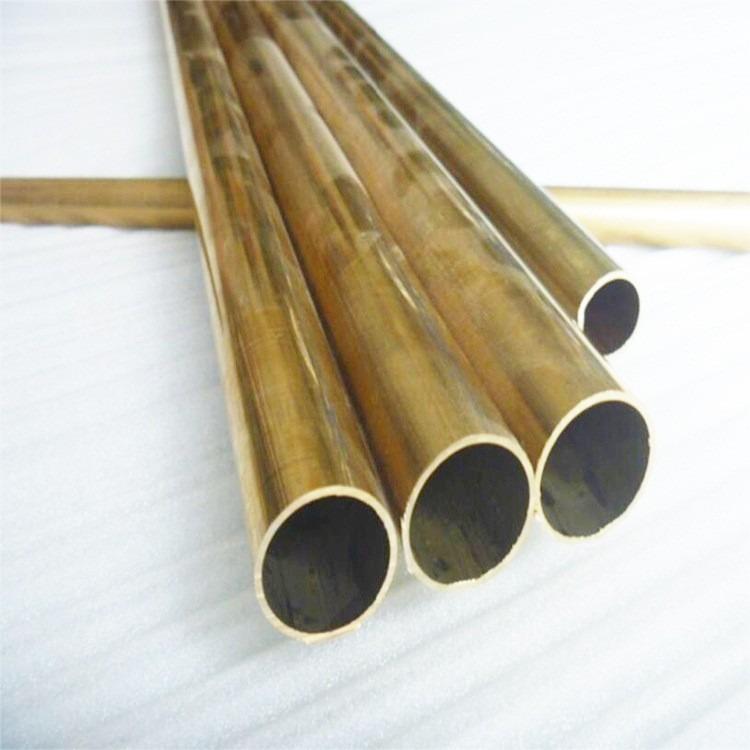 灯饰用 H65黄铜管?8*0.5 7*0.5mm    黄铜薄壁毛细管