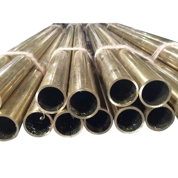 大口径H59黄铜管  订制?350*50厚壁黄铜管