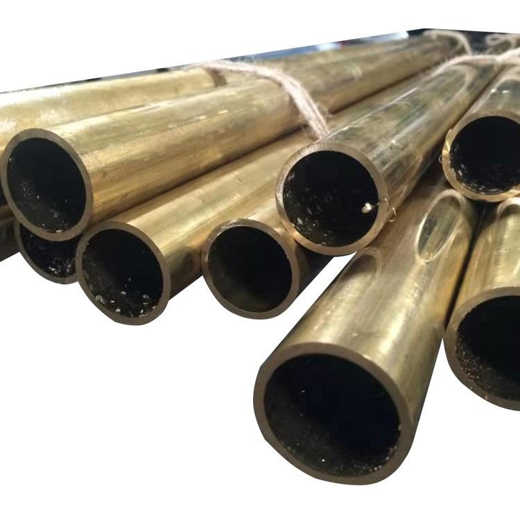 国标易切削光亮H65黄铜管  大口径H59黄铜管?150*20mm