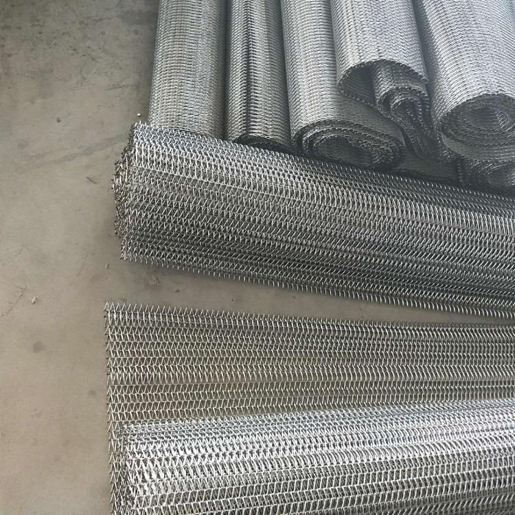 不锈钢网带 德鑫不锈钢网带 不锈钢网带厂 不锈钢网带厂家 豆皮机专用不锈钢网带