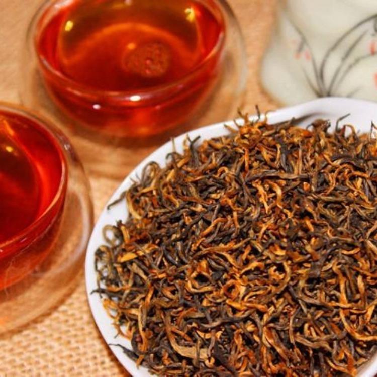 厂家直供优质红茶硒都茶叶中国红茶养胃红茶利川红冷后浑富硒红茶特级红茶