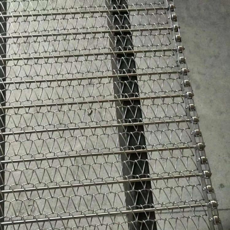 输送网带 水饺速冻网带输送机 大虾鱼水产品速冻机专用网带网链