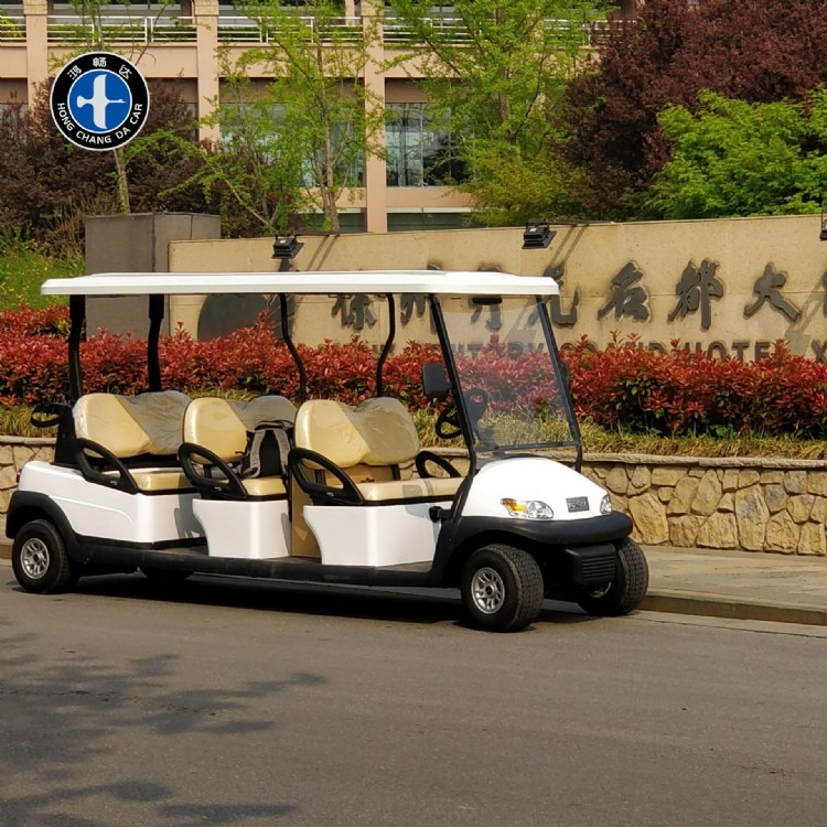 电动观光车生产厂家 加工定做景区电动观光车 全新观光车