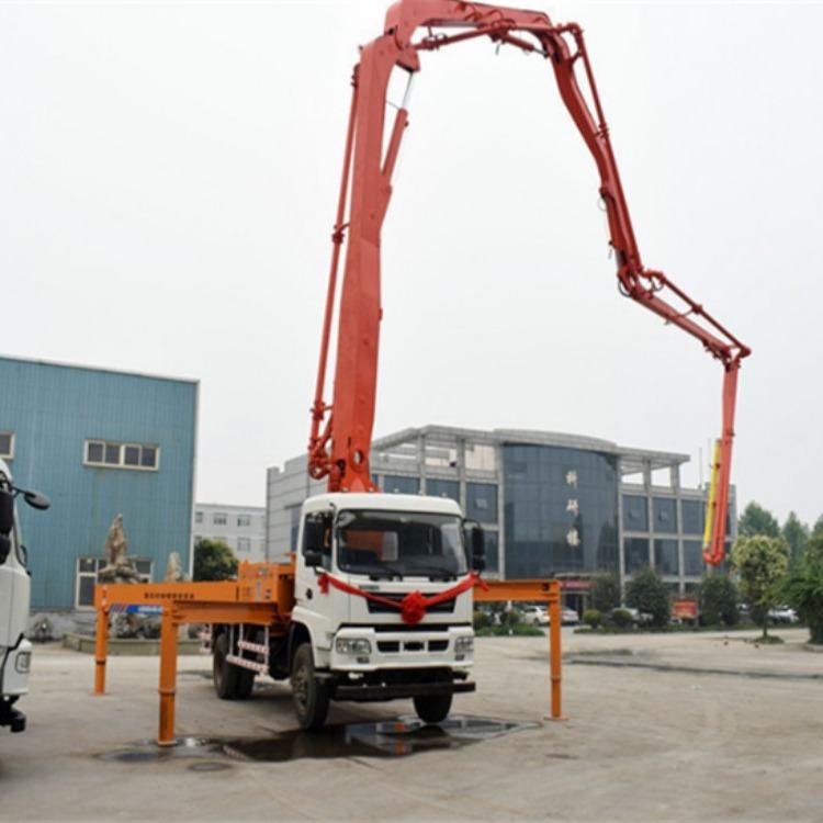 混凝土搅拌泵车 水泥泵车 小型泵车生产厂家