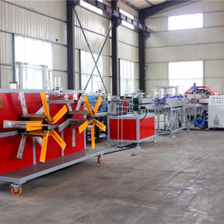 PP缠绕管生产线机械