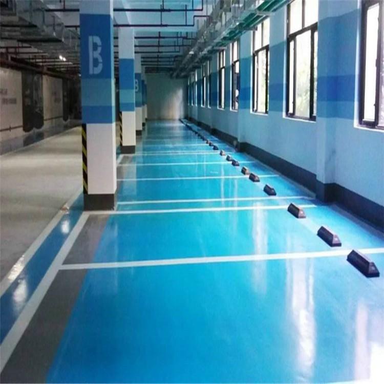 固化地坪 车间环氧地坪漆 水泥固化剂地坪 鸿庆