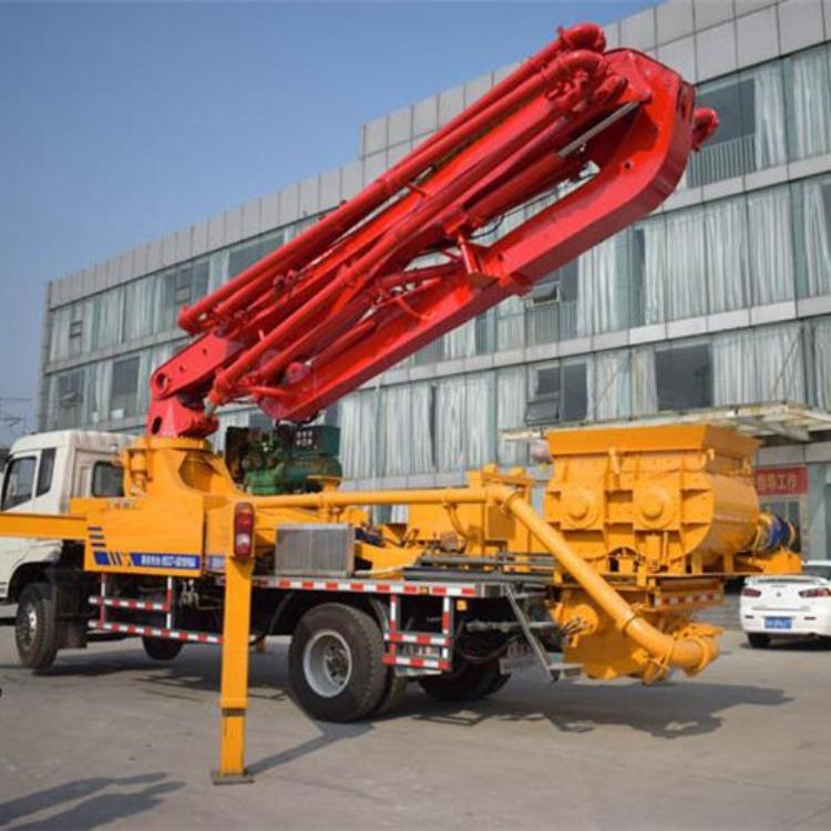 34米搅拌天泵价格 天泵泵管 小型天泵 厂家特惠