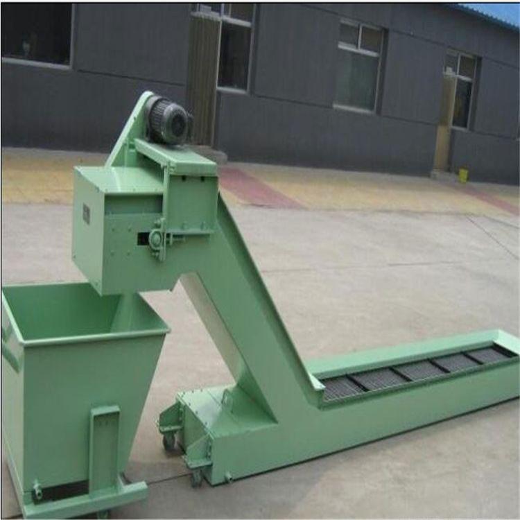 机械设备永磁性排屑装置