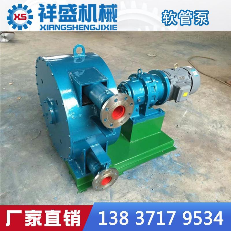 挤压式注浆泵硬齿轮软管泵全自动挤压式注浆泵图片