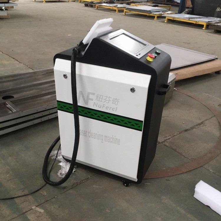 不锈钢焊道颜色去除机开启绿色清洗时代-激光清洗不需要任何介质