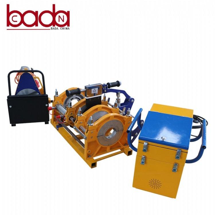 济南八达全自动热熔焊机 pe管材热熔焊机250厂家直销 pe管热熔对接焊机