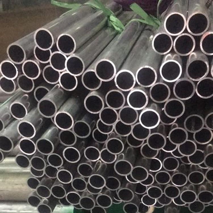 薄壁6061毛细铝管   无缝6063小铝管    现货切割下料